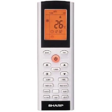 Sharp Air Conditioner Remote