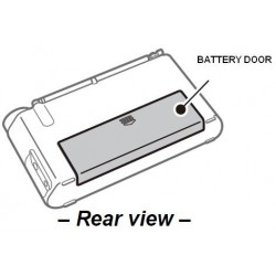 Sony Battery Door for XDR-S41D