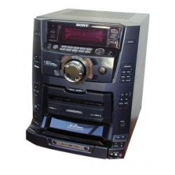 HCDXGR99AV Sony Audio Exploded Diagram