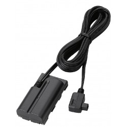 Sony DK-415 Dummy Battery for Desktop Charger to Camera
