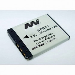 Replacement Battery NP-FD1 / NP-BD1