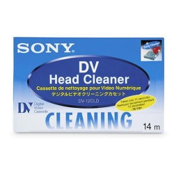 Sony DV Head Cleaning Tape