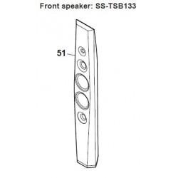 BDVN9200W Speakers Sony Audio Exploded Diagram