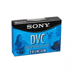 Sony Mini DV DVC Digital Cassette